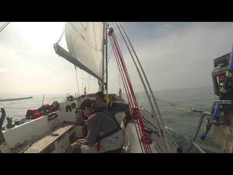VOILE aux Iles anglo-Normandes