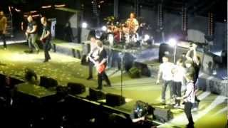 Die Toten Hosen & Broilers - Reisefieber Live Berlin Max Schmeling Halle 29.12.2012