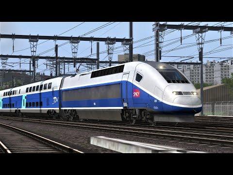 Train Simulator 2018: TGV Duplex Avignon-Marseilles