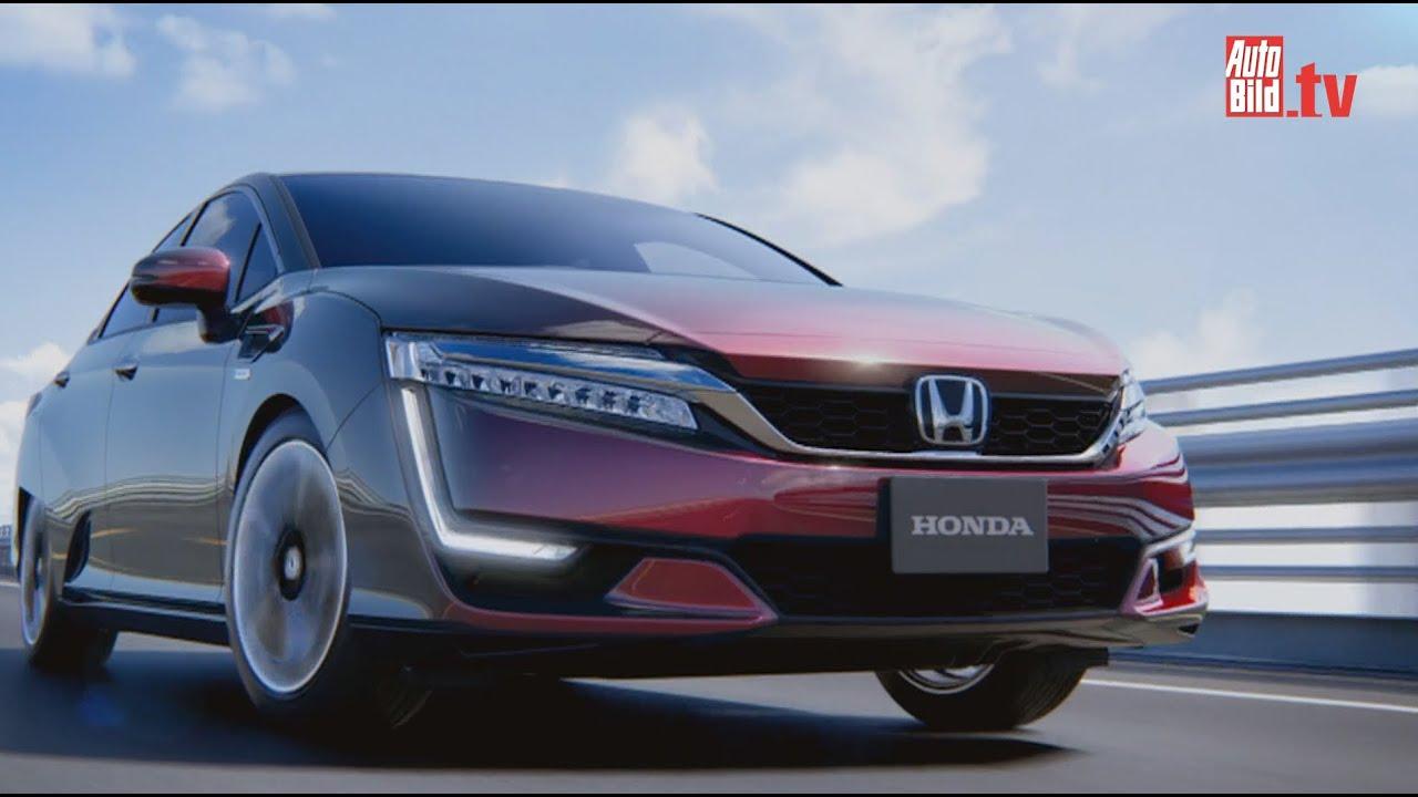 Honda Clarity Alle Autos 2016