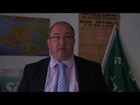 Sinn Fein Tearnamh Cothrom Seanadoir Trevor O Clochartaigh