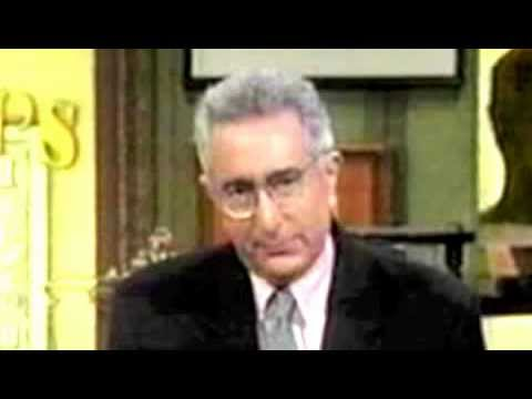 Ben Stein Holiday or Christmas Trees - YouTube