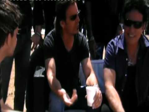 Interview with Journey (UK Download 09)