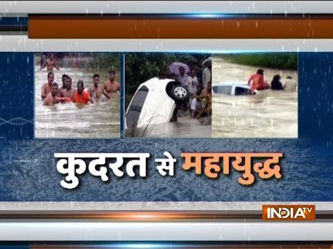 Watch India TV special show on heavy floods wreaking havoc in several parts of India
