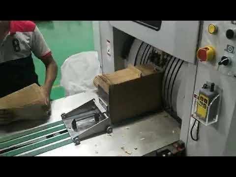 Flat Bottom Paper Bag Making Machine In Malaysia