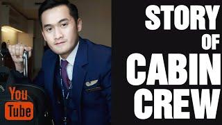Sriwijaya Air - Story Of Cabin Crew (THOMZVLOG)