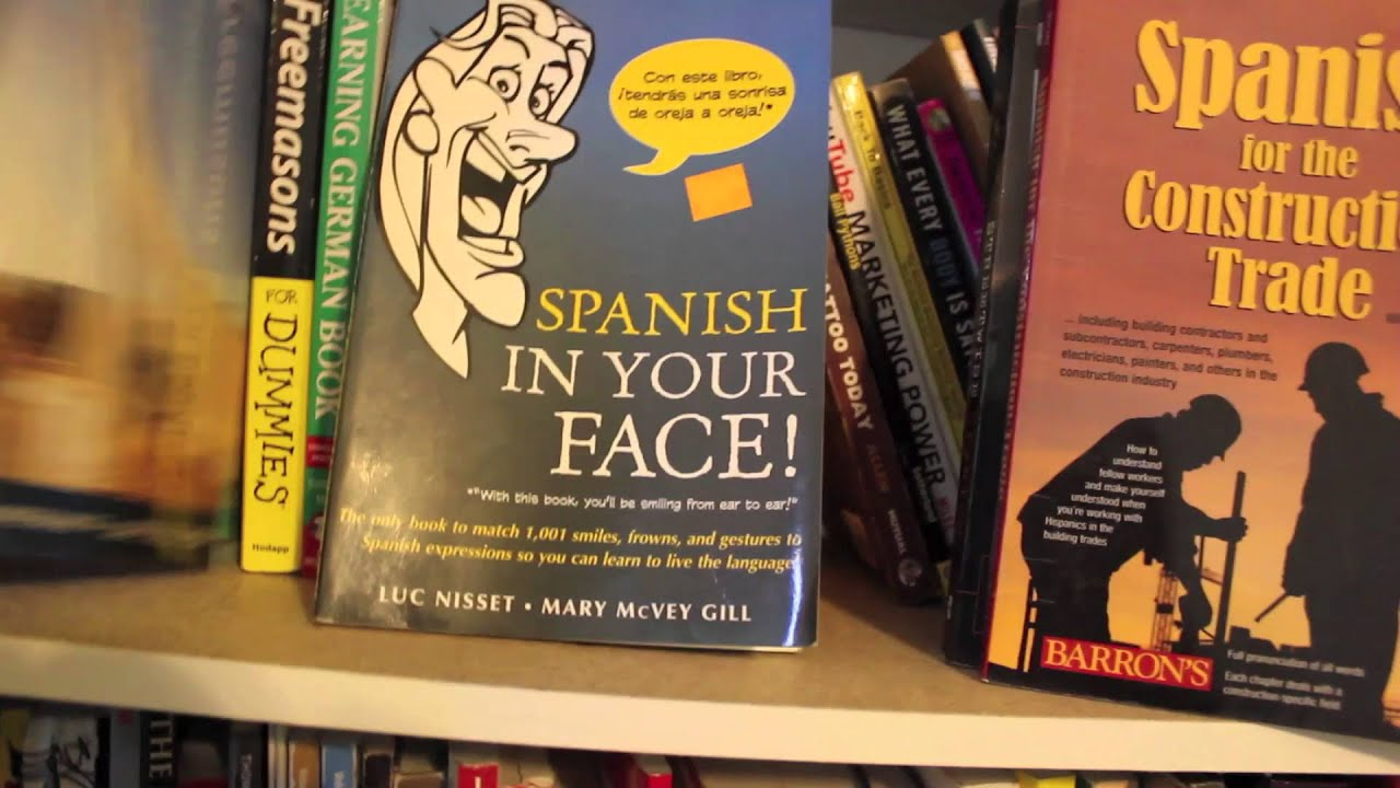 The Absolute Best Books for Learning Spanish from Home!