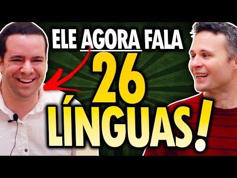 SEGREDOS E DICAS DE BRASILEIRO QUE FALA 26 LÍNGUAS