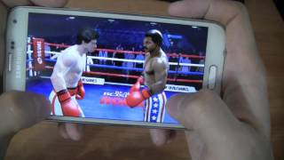 Game: Rocky Balboa Real Boxing 2 Samsung S5