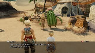 Final Fantasy XII: The Zodiac Age (Story) - Part 5: Archades Capital of The Empire