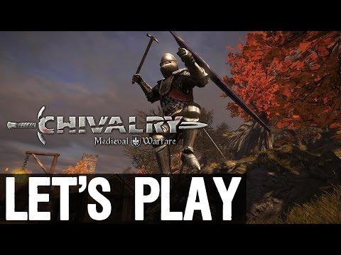 Chivalry Medieval Warfare: JUST A FLESHWOUND |