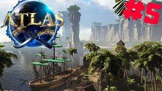 ATLAS PL #5 - Przejęliśmy Teren | Aktualizacja Serii | gameplay po polsku