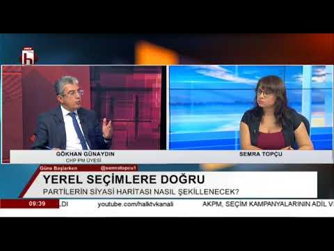 CHP'nin Büyükşehir Adayları Kimler? / CHP PM Üyesi Gökhan Günaydın