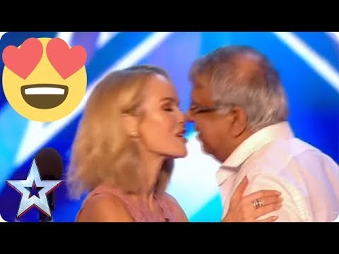 MOST ROMANTIC MOMENTS! | Britains Got Talent