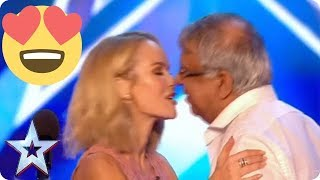 MOST ROMANTIC MOMENTS! | Britain's Got Talent