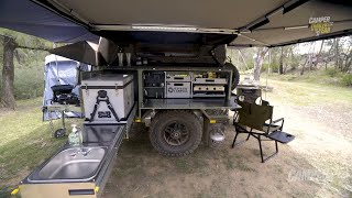 Camper Trailer Of The Year 2019: Patriot X1-H