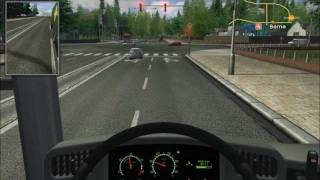 Euro Truck Simulator Gold Edition. Berne to Lyon