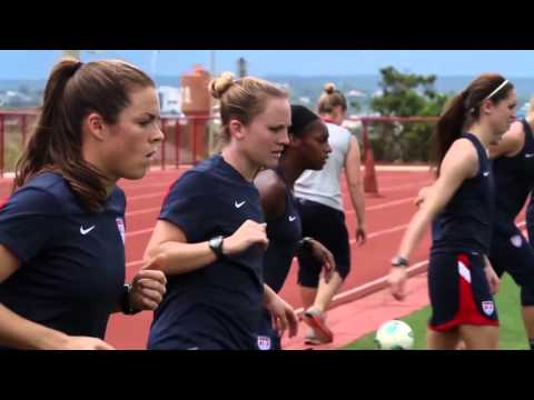 USWNT Dreams-Inspirational Video