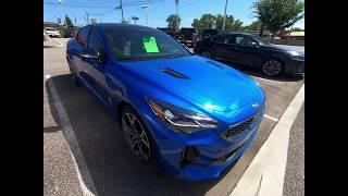 2018 Kia Stinger GT2 AWD - Used Car For Sale - Medina, Ohio