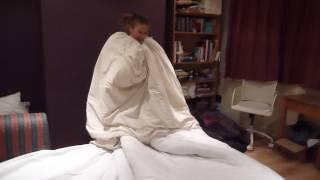 Vlog: Delirious Duvet Dilemma