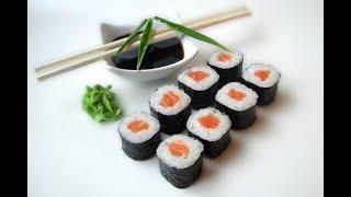 Готовлю РОЛЛЫ В 11 ЛЕТ/Как приготовить суши роллы в домашних условиях пошагово