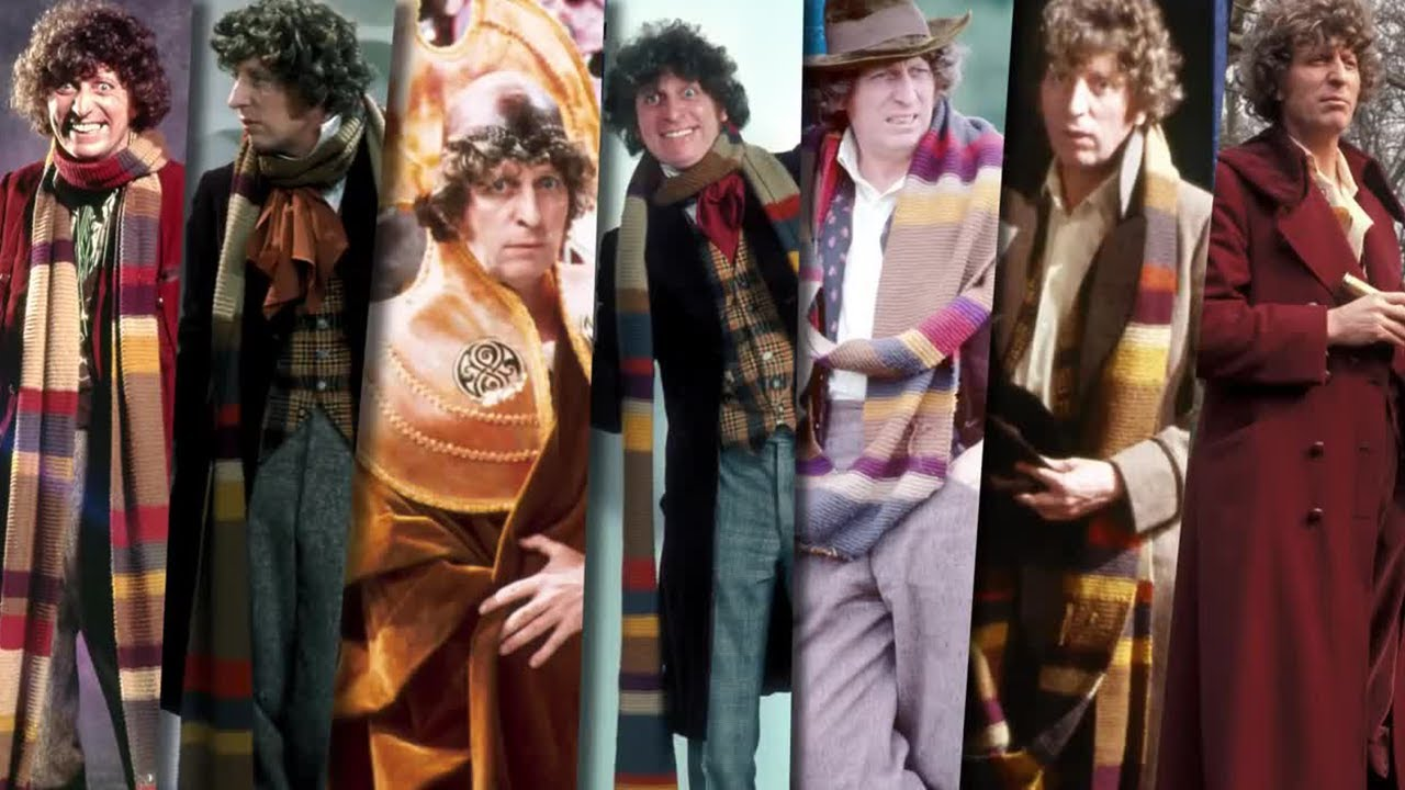 Download Tom Baker's First Season of Doctor Who   Doctor Who