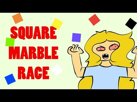 SQUARE Marble Race