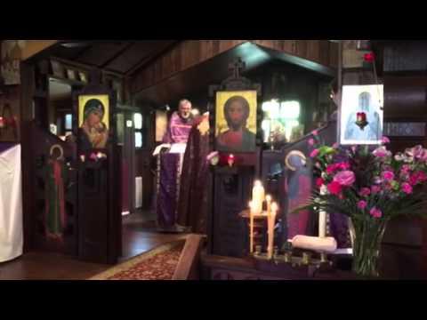 St. Vladimir's Seminary Octet