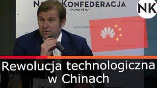Radosław Pyffel – Technologie cyfrowe jako element globalnej strategii Chin