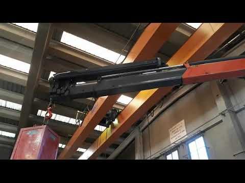 Grúa VENDIDA - SOLD crane PALFINGER PK 27002 SH S-181364A (  www transgruas com)