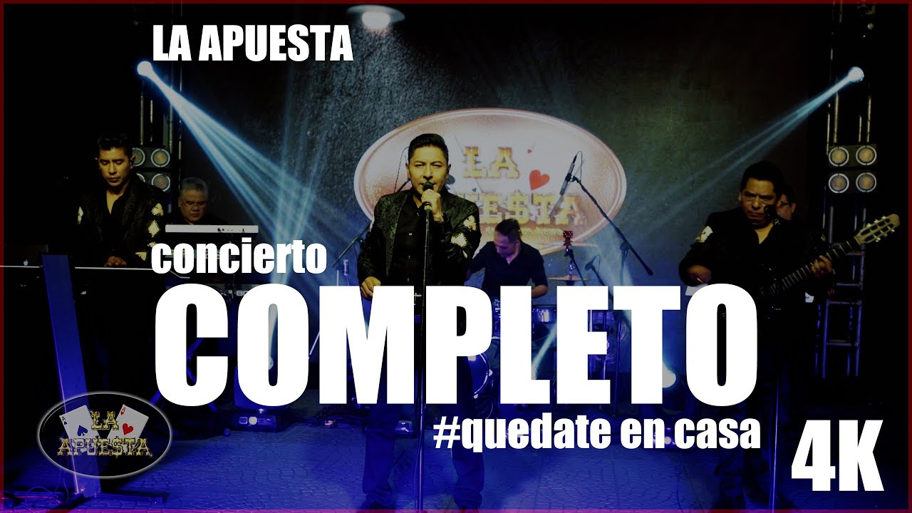 Download La Apuesta - En Vivo Desde Casa - Live At Home 2020 4K