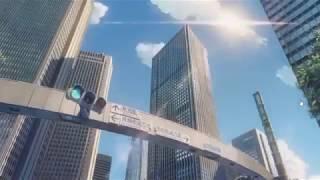 Những thước phim đẹp nhất trong anime Your name [ Anime Audio]
