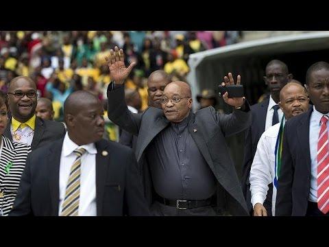 Afrique du Sud : première sortie de Zuma depuis le verdict de la Cour constitutionnelle