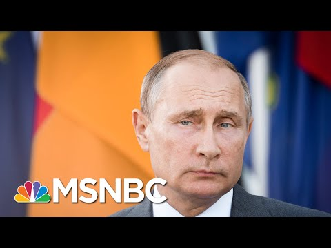 President Donald Trump Coddling Putin Hampers NATO As Russia Oversteps | Rachel Maddow | MSNBC
