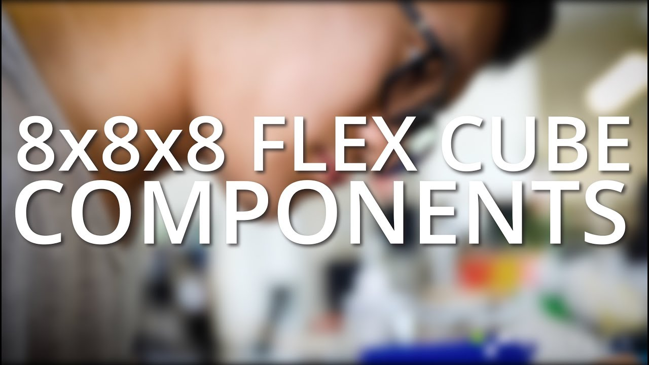 💪 Go Flex(ible LED Cube) - Voltera - Medium