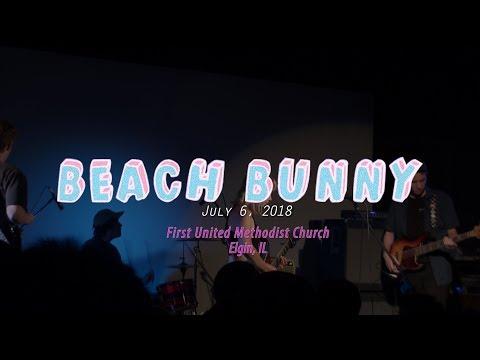 Beach Bunny LIVE in Elgin, IL [July 6, 2018]