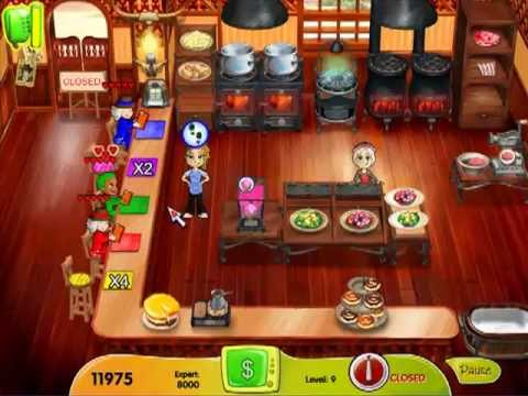 Download COOKING DASH 2 Full Free