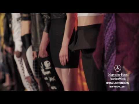 BRIAN LICHTENBERG: MERCEDES-BENZ FASHION WEEK Fall 2014 COLLECTIONS | MBFW