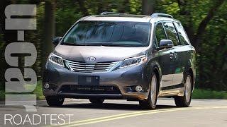 Toyota Sienna 超熱門!美式七人座 | U-CAR 新車試駕