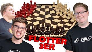 Flotter 3er! 🎮 Tabletop Simulator - 3er Schach