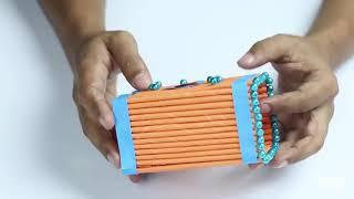 Download Video কাগজ দিয়ে কিভাবে কলম দানি বানাতে হয় দেখুন MP3 3GP MP4