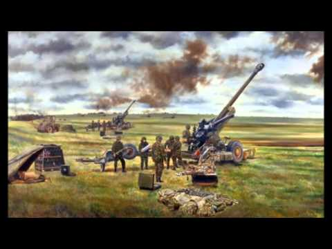 Voice Of The Guns - Quick March of the Royal Regiment of Artillery (Royal Artillery)