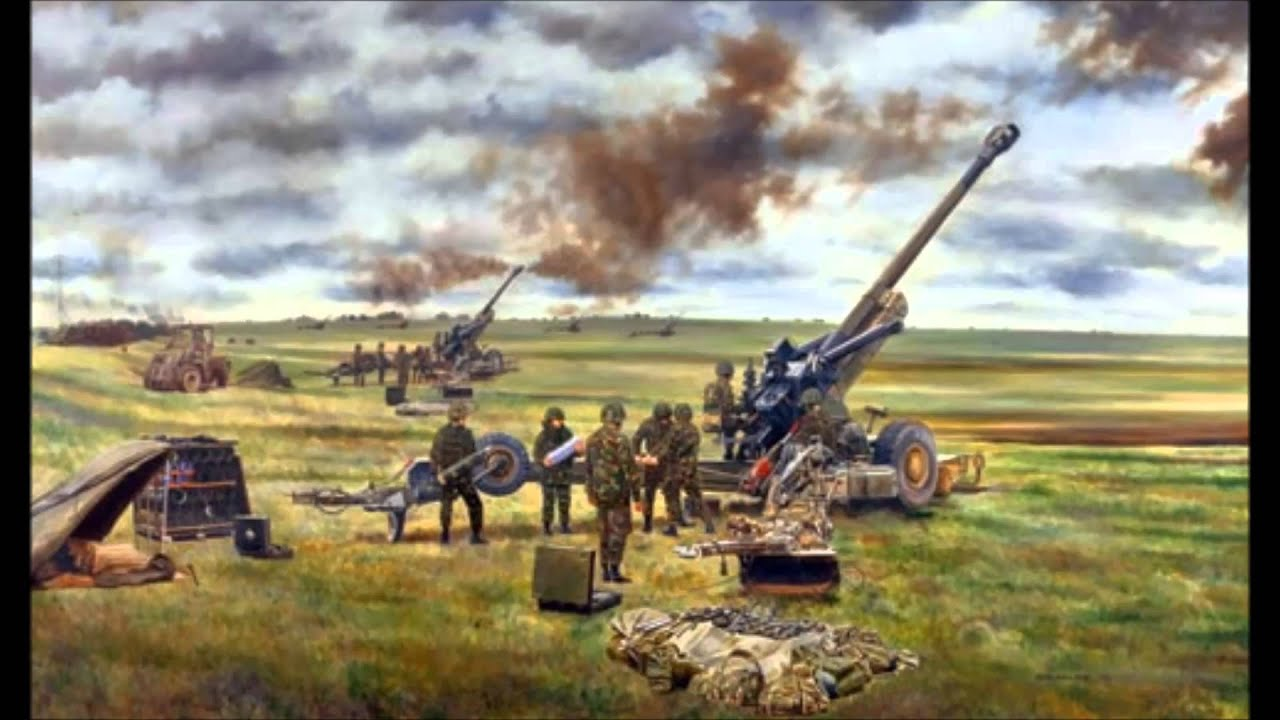 e8035e666675 Voice Of The Guns - Quick March of the Royal Regiment of Artillery (Royal  Artillery)
