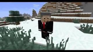 Месть Ботана  3 серия   Minecraft сериал