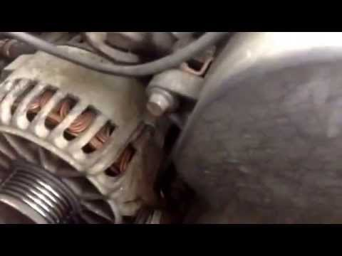 2001 ford focus cylinder head temperature sensor replacement and location