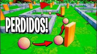 PERDIDOS en Golf it