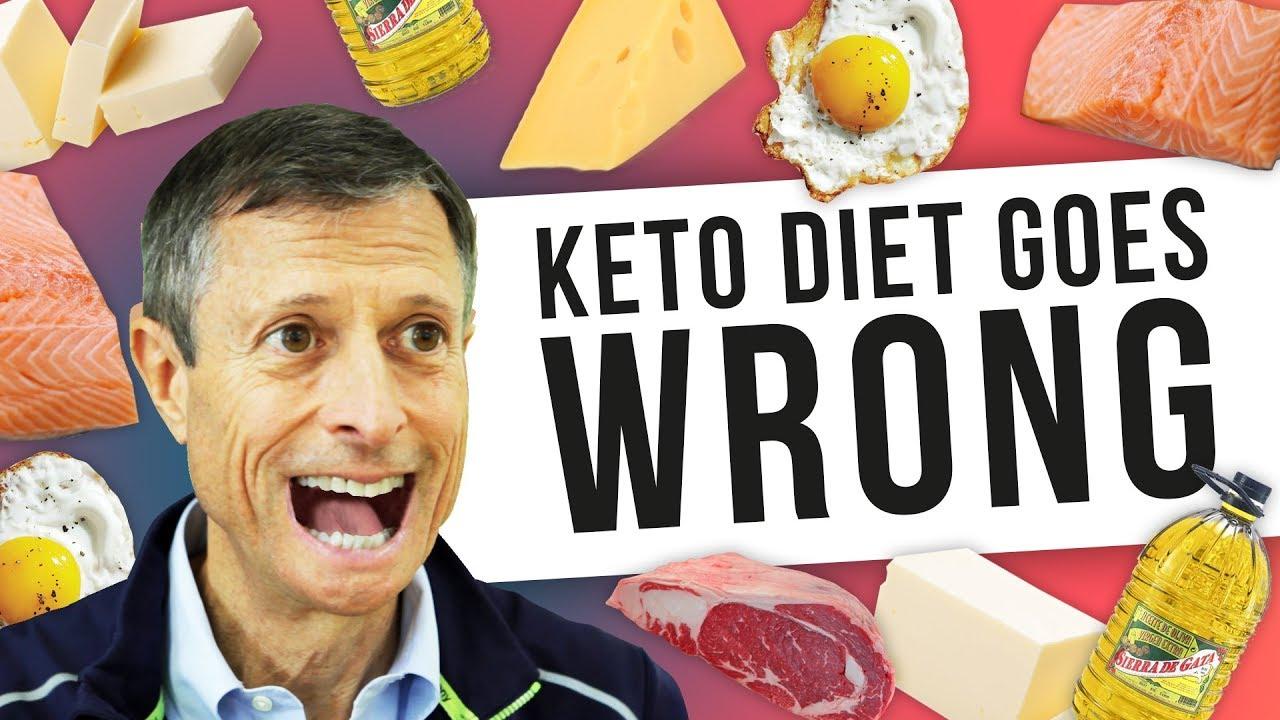 KETO DIET GOES WRONG - Doctors Reveal