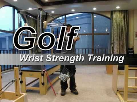 Louis Lin: Wrists Strength Training for Golf