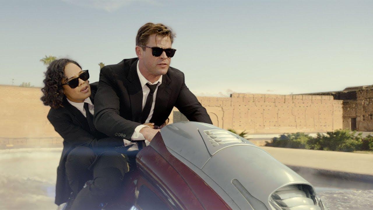 Download 'Men in Black: International' Official Trailer (2019) | Chris Hemsworth, Tessa Thompson
