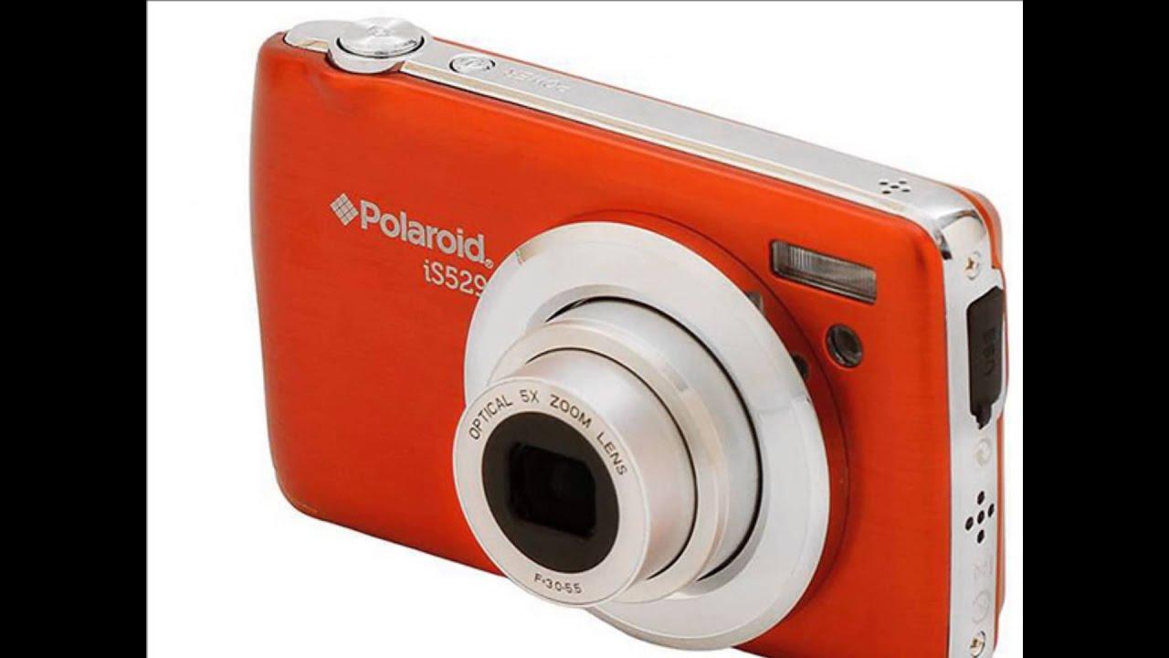 Câmera Digital Polaroid IS529 16 MP LCD 2,7